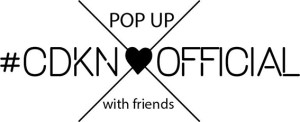 CDKN with friends popup